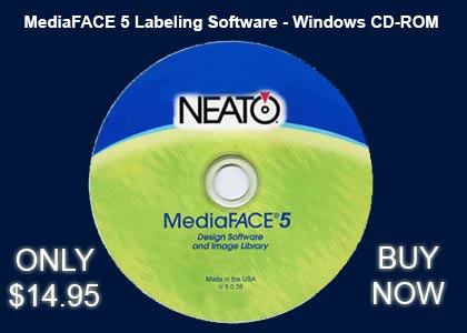Neato Labeling Software