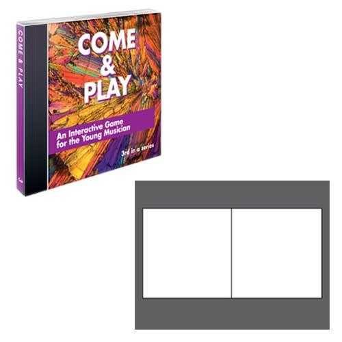 EconoMatte Jewel Case Inserts - 100 Booklets