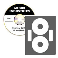 Neato - EconoMatte CD/DVD Labels - 100 Pack (50 sheets, 100 labels)