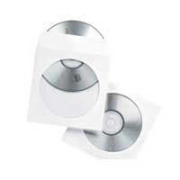 Paper Window Sleeves  - 100 Pack