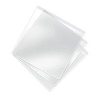 Vinyl Mini-CD Sleeve - 100 Pack