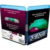 PhotoMatte Blu-ray Case Inserts - 20 Pack