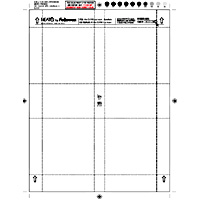 PhotoMatte Mini CD/DVD Case Inserts - 100 Pack