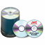 CMCpro Taiyo Yuden CDRs - 52X, 700MB/80 Min -100 Pack CMS-099212