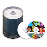 CMCpro 100 TY White InkJet Printable CDR-80Min/700MB - 100 Pack