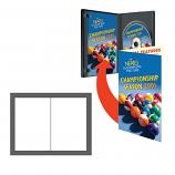 Neato - EconoMatte DVD Case Booklets - 100 Pack