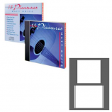 PhotoMatte Jewel Case Inserts/Tray Liners-100 Pack - PLUS FREE SHIPPING!