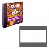 PhotoMatte Jewel Case Inserts - 100 Booklets