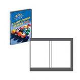 LaserGloss DVD Case Inserts - 100 Pack