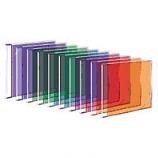 SlimLine 5.2 mm Jewel Cases - Blue - 50 Pack