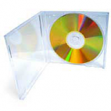 Clear Jewel Cases - Assembled - 200 Pack