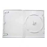 White DVD Cases - 25 Pack